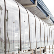 Sunshield UV Protected Polycarbonate Sheets Project - Cebu Port Authority
