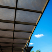 Sunlite Polycarbonate Sheets- Escario Central Mall Project