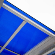Sunlite Polycarbonate Sheets- The Burger Joint Delivery Project