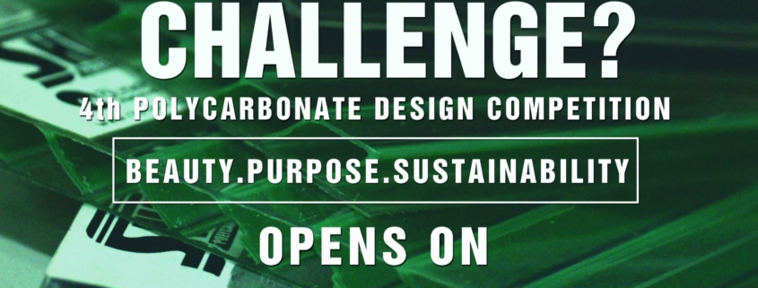 4th Polycarbonate Sheet Design Competition