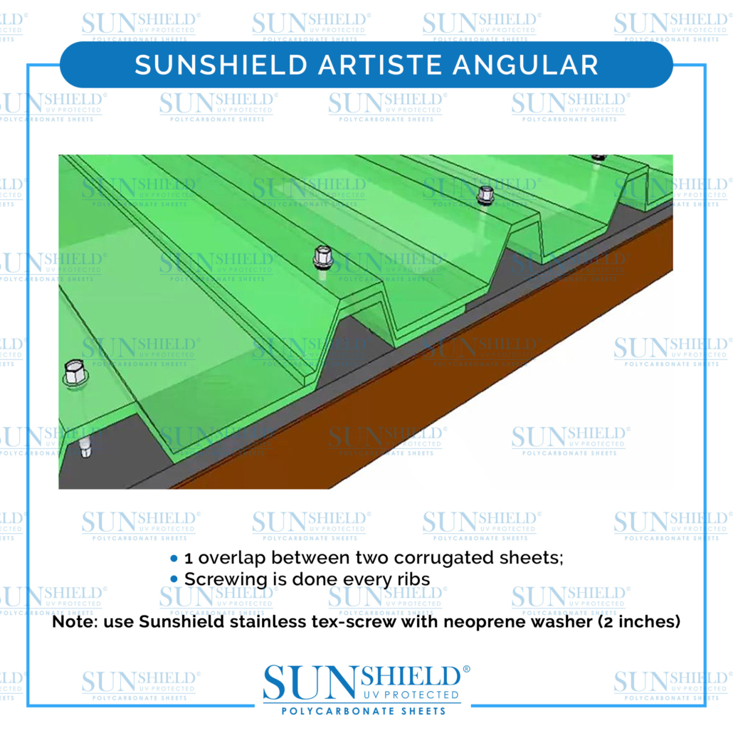 sunshield artiste angular installation guide